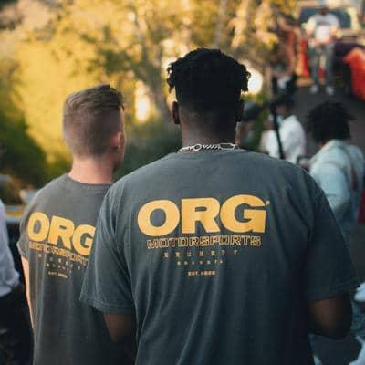 ORG® Motosports Jersey